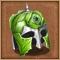 Шлем зелени