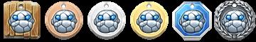 медали Голема